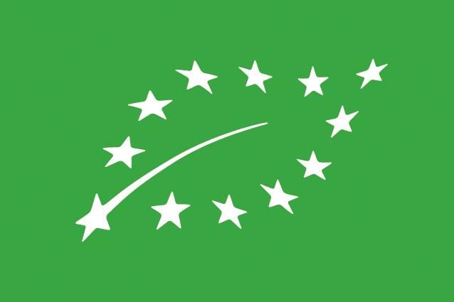 logo européen Agriculture Biologique (Eurofeuille)