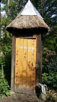 Toilettes sèches - Les Jardins du Marais